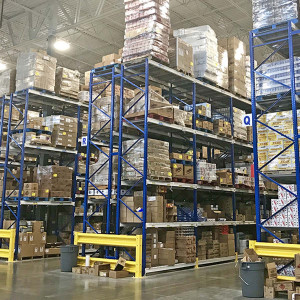 Pallet Racking, Storage Racking and Conveyor Systems in Florida: Selective Pallet Storage Racking