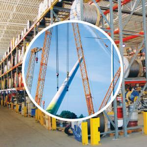 Cranes & Industrial