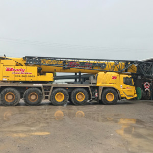 A Brief Mobile Cranes Glossary: Basic Terms You Should Know: All Terrain Crane
