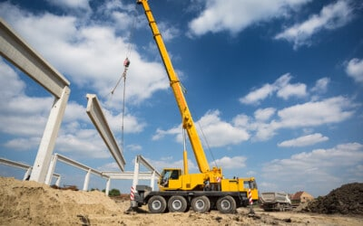 A Brief Mobile Cranes Glossary: Basic Terms You Should Know: Featured