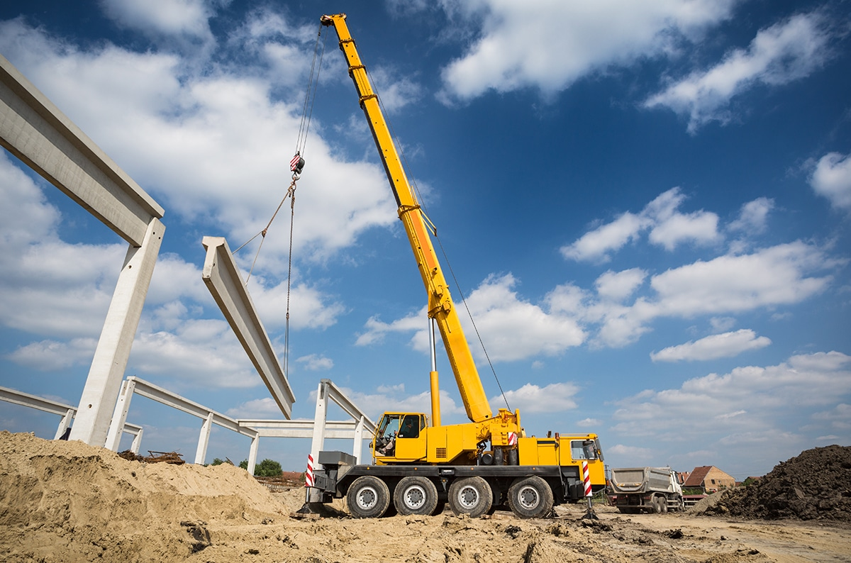 A Brief Mobile Cranes Glossary: Basic Terms You Should Know