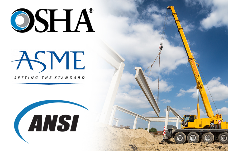 A Brief Mobile Cranes Glossary: Basic Terms You Should Know: Governing Bodies