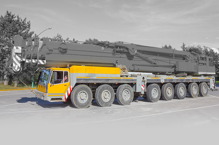 A Brief Mobile Cranes Glossary: Basic Terms You Should Know: Crane Carrier