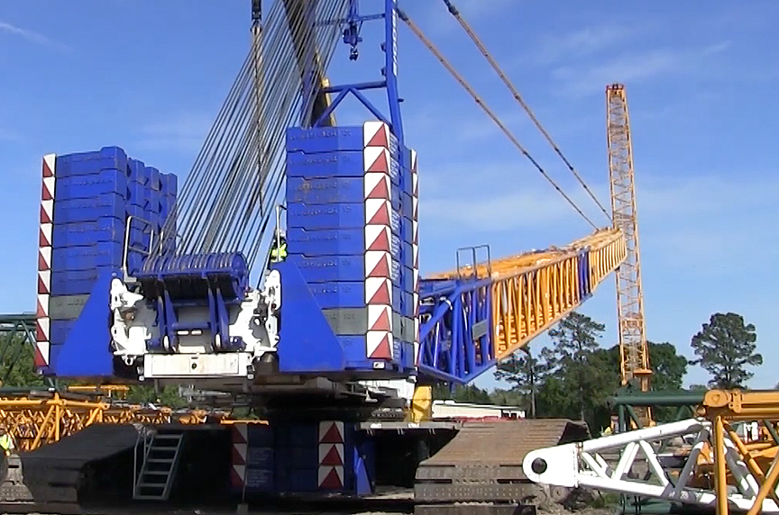 A Brief Mobile Cranes Glossary: Basic Terms You Should Know: Hoist Rope System