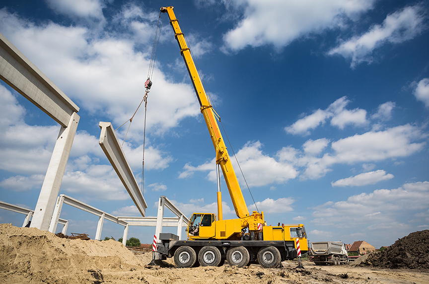 A Brief Mobile Cranes Glossary: Basic Terms You Should Know: Load Rating