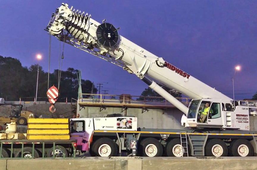 A Brief Mobile Cranes Glossary: Basic Terms You Should Know: Truck Mounted Crane