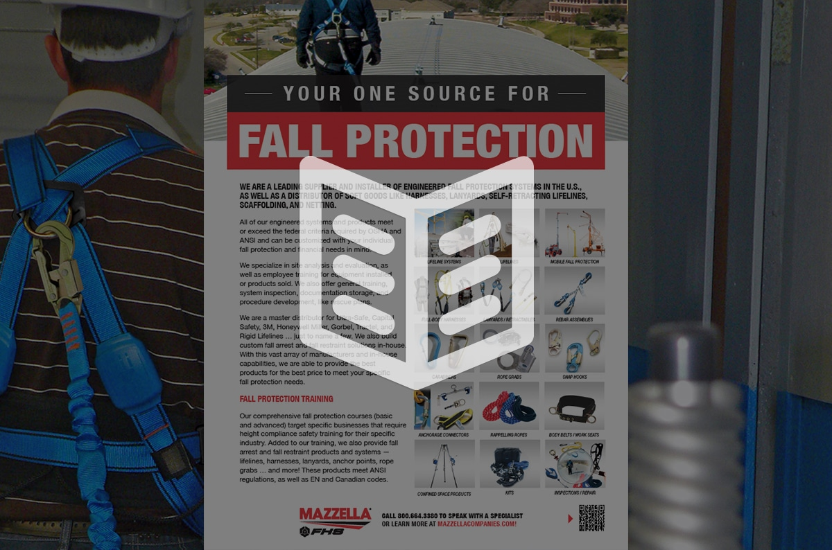 Fall Protection Solutions: Literature