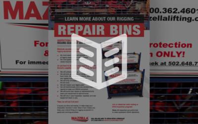 Repair Bins: Literature