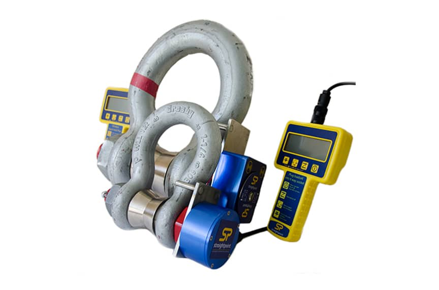 How Do Crosby / Straightpoint Load Cells Make Your Overhead Lifts Safer: Wireless Loadshackle