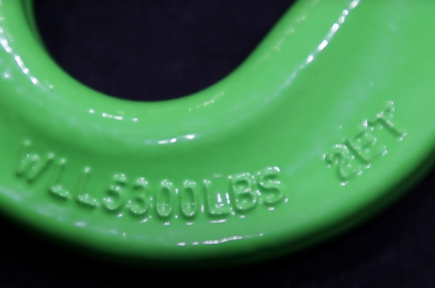 What Is A CM Quick Connect Hook? Features, Benefits, & Best Uses: Markings