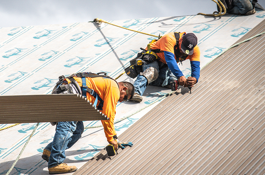 Fall Protection for Roofers: Systems, OSHA Regulations, & Best Fits: Roofer's Kit Application