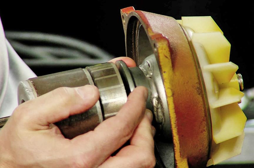 Harrington EQ / SEQ Electric Chain Hoist: Design, Features, Benefits: EQ / SEQ Maintenance & Repair