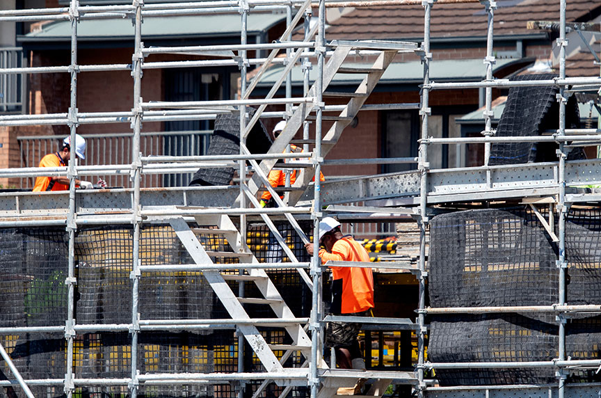 How Can Fall Prevention Systems Make Working at Height Safer: Stairways