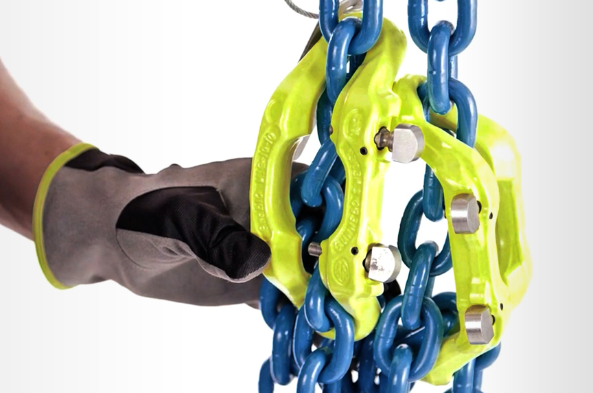 How Can the Gunnebo Industries GrabiQ Chain Sling Save Time, Money: Main