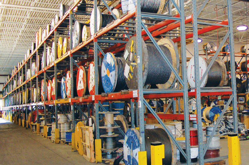 Why is Mazzella's Process for Ordering Crane Ropes so Comprehensive: Crane Rope Inventory