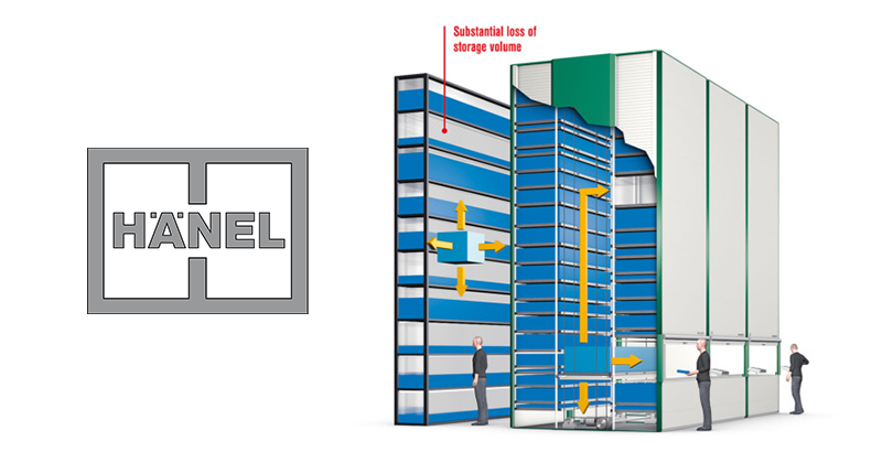 Pallet Racking, Storage Racking and Conveyor Systems in Florida: Vertical Lift Modules