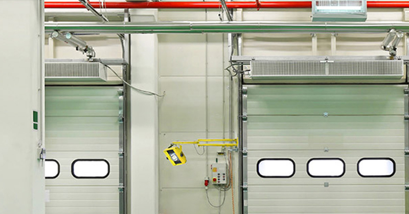 Pallet Racking, Storage Racking and Conveyor Systems in Florida: LED Dock Lighting