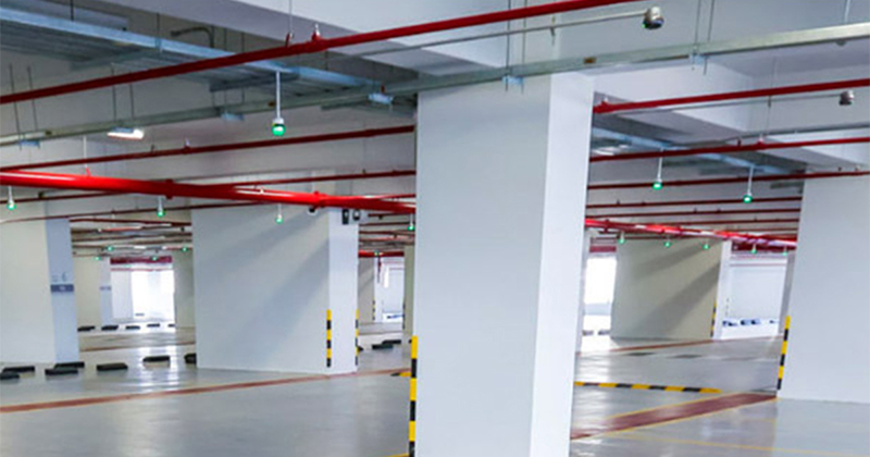 Pallet Racking, Storage Racking and Conveyor Systems in Florida: LED Lighting Low Bay