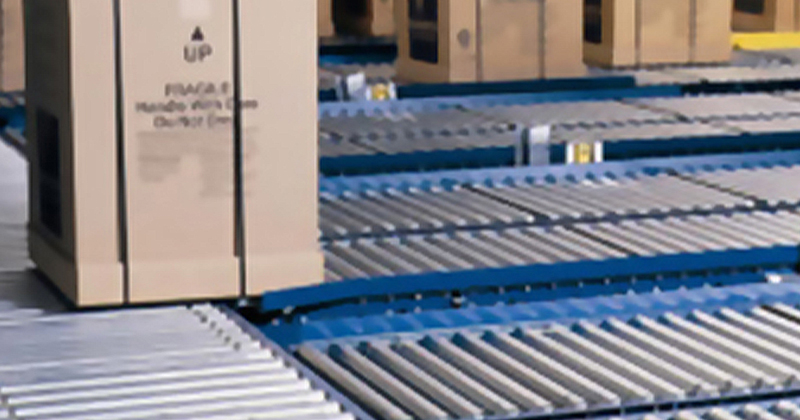 Pallet Racking, Storage Racking and Conveyor Systems in Florida: Line Shaft