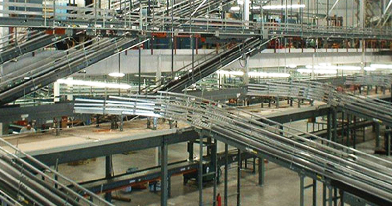 Pallet Racking, Storage Racking and Conveyor Systems in Florida: Sortation
