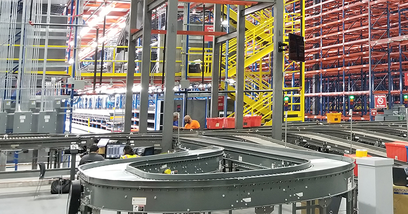 Pallet Racking, Storage Racking and Conveyor Systems in Florida