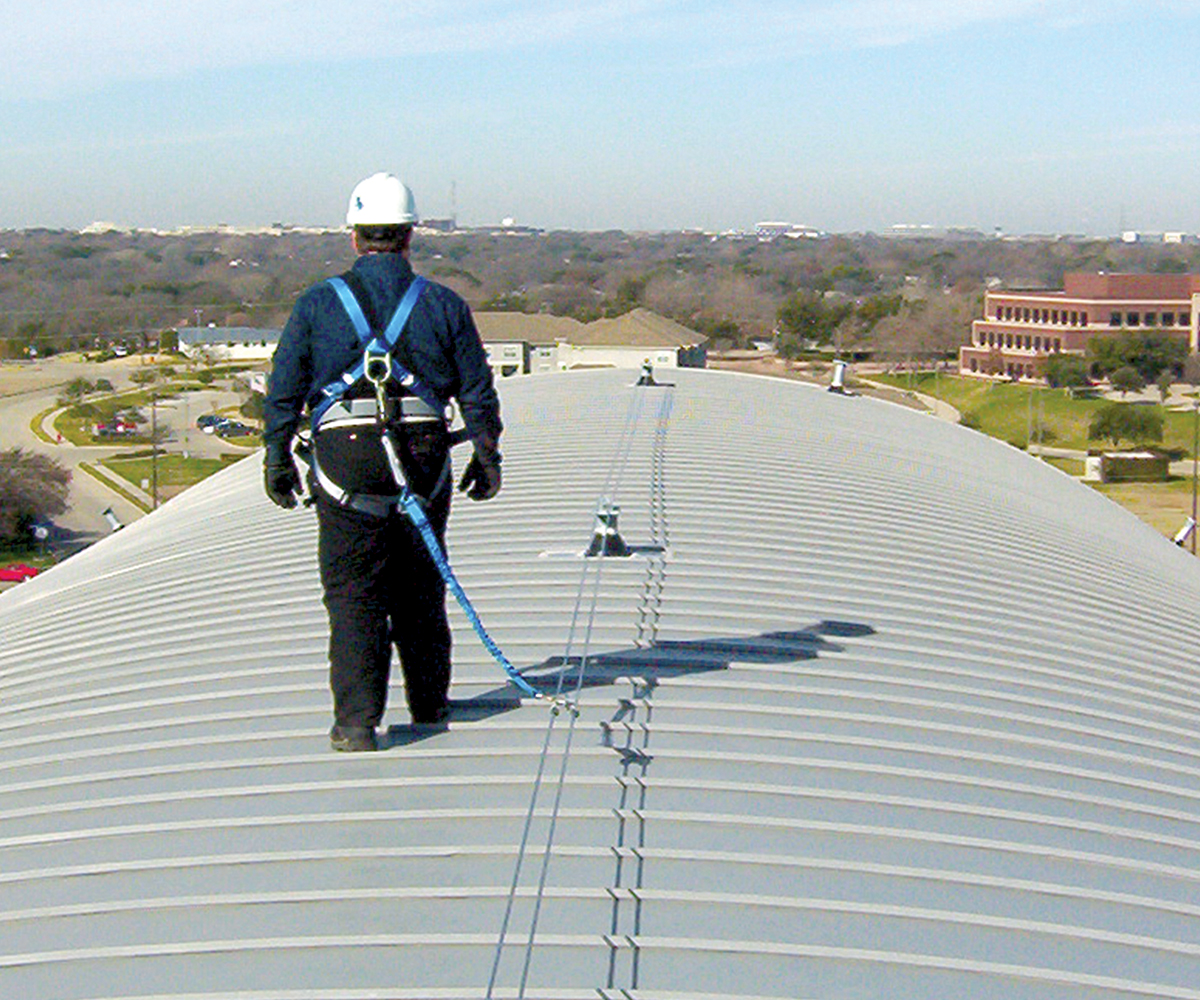 Fall Protection & Prevention