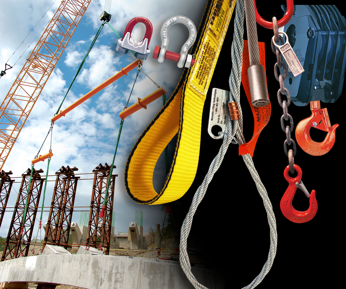 Lifting & Rigging Products & Solutions