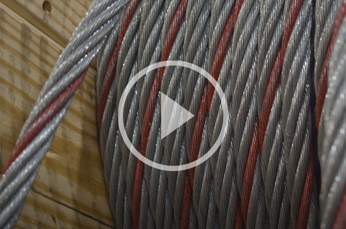A Guide to Identifying Domestic Wire Rope by Strand Markers