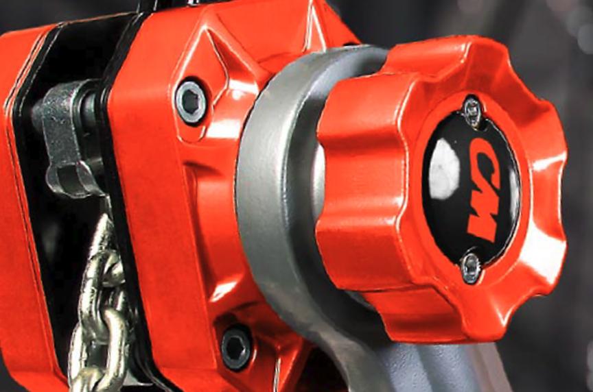 CM Tornado 360 Lever Chain Hoist: Design, Features, and Best Fits: Hoist Body
