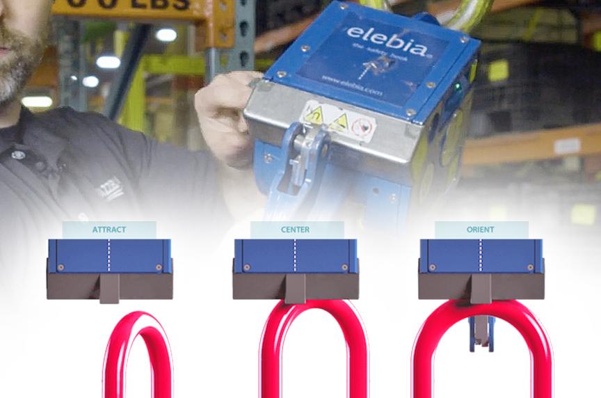Elebia evo Automatic Crane Hook: Design, Benefits, & Best Uses: Magnet