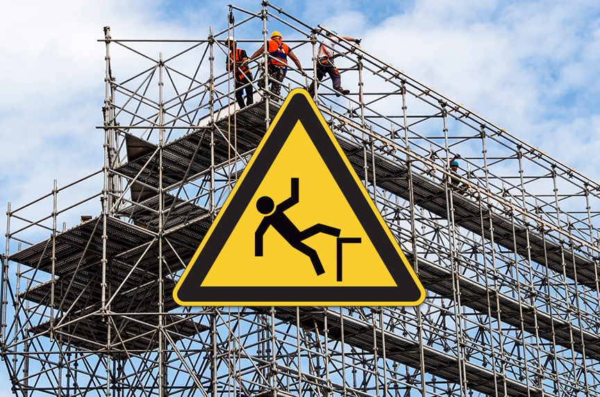 Fall Protection: Common Terms, Systems, & OSHA Regulations: Fall Hazards