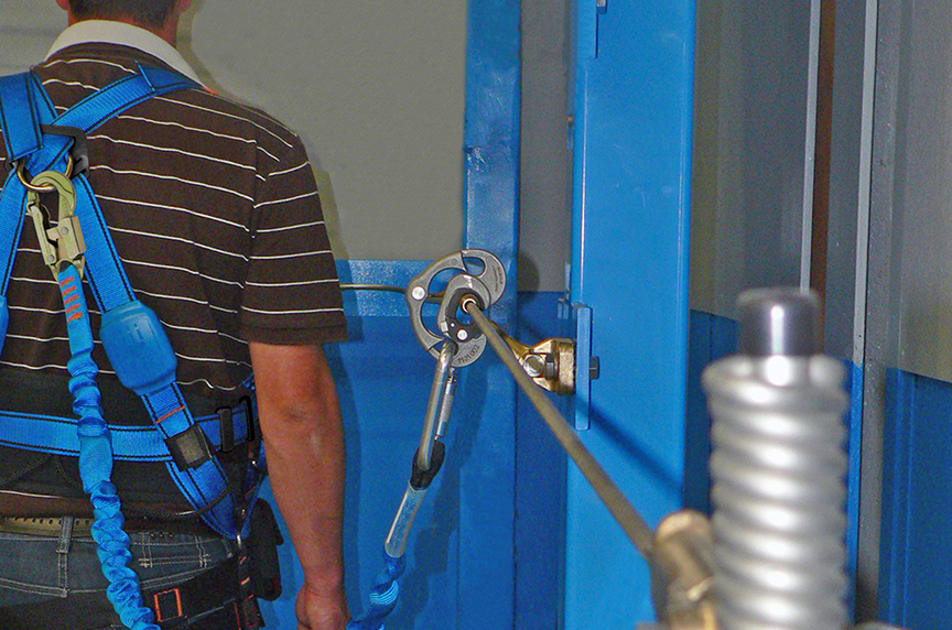 Fall Protection: Common Terms, Systems, & OSHA Regulations: Fall Protection Components