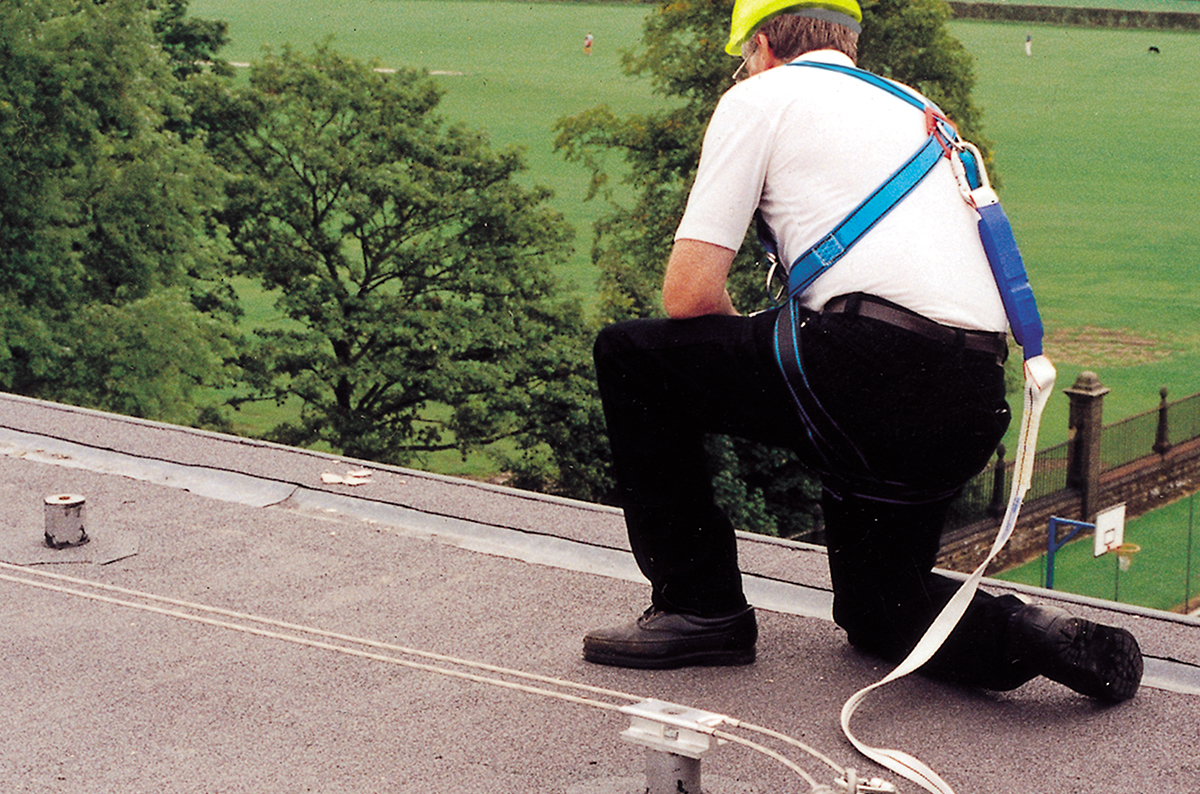 Fall Protection: Common Terms, Systems, & OSHA Regulations: Featured