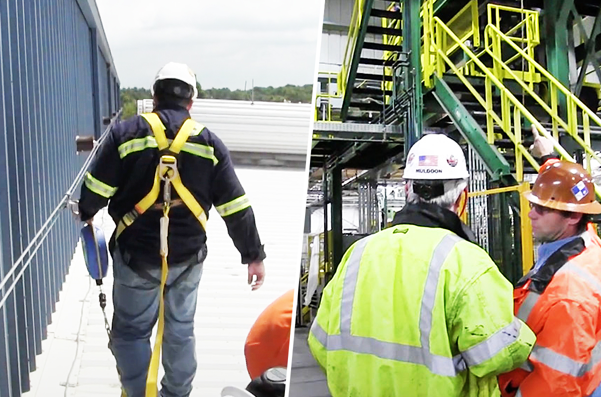 How does Fall Protection Differ from Fall Prevention: Featured