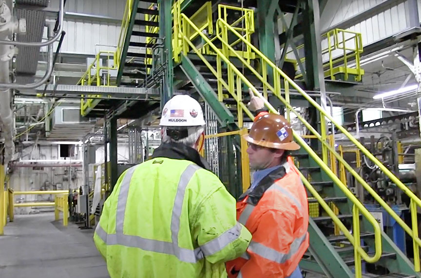 OSHA Hierarchy of Controls: Reducing Hazards for Working at Height: Fall Prevention