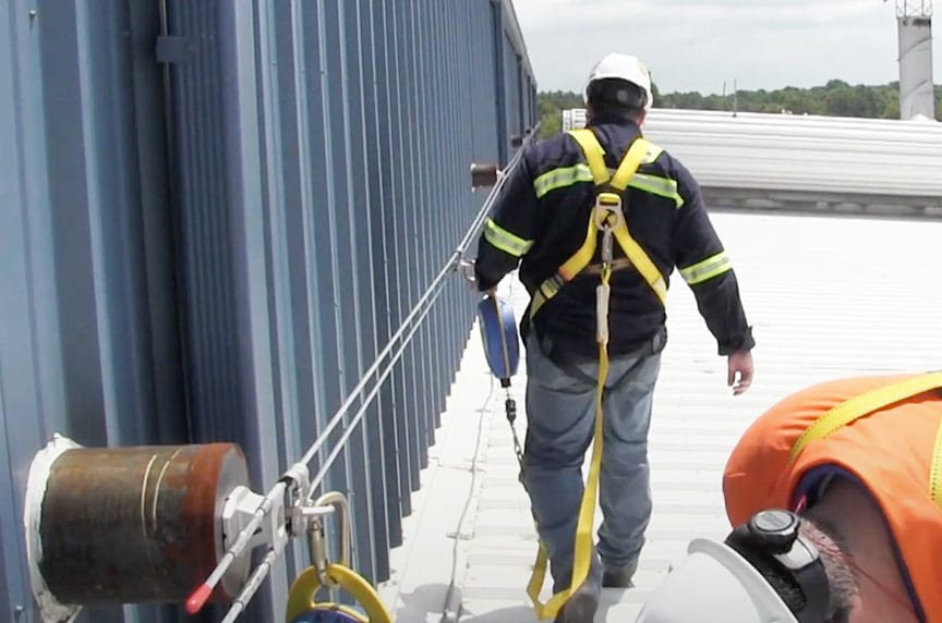 OSHA Hierarchy of Controls: Reducing Hazards for Working at Height: Fall Protection System