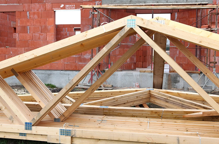 OSHA Hierarchy of Controls: Reducing Hazards for Working at Height: Pre-Fabricated Roof Trusses