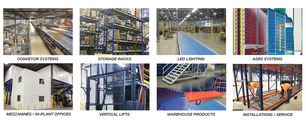 Warehouse Solutions Offerings