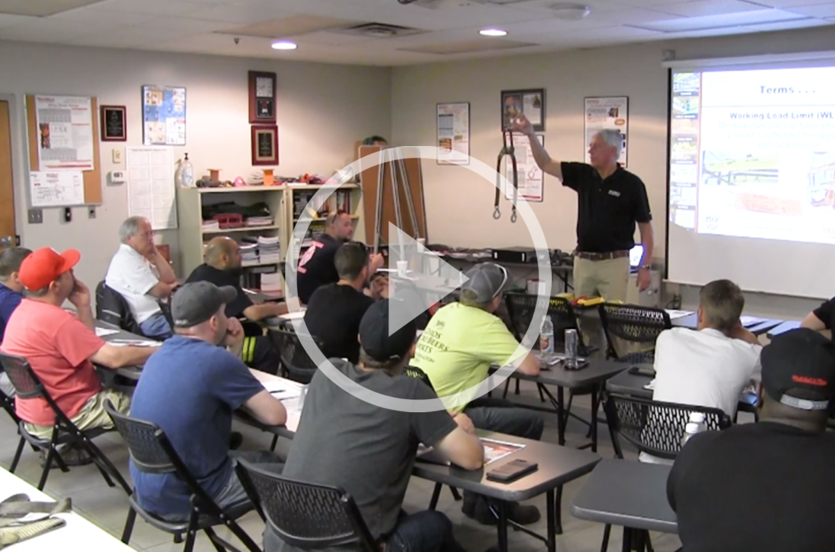 How Much Does Lifting and Rigging Training Cost