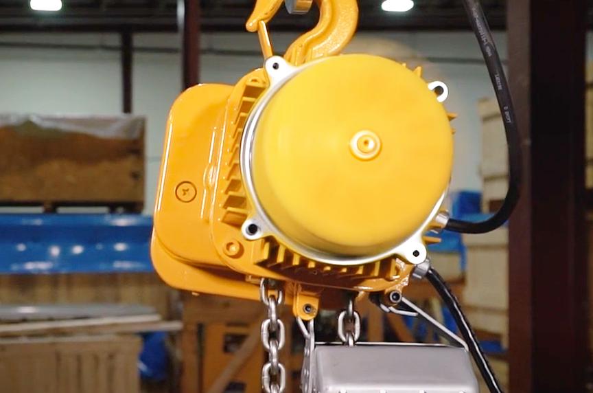 Harrington NER 3 Phase Electric Chain Hoist: History, Design, Best Fits: Durability