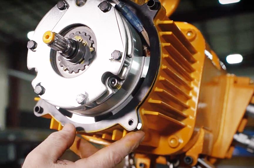 Harrington NER 3 Phase Electric Chain Hoist: History, Design, Best Fits: Service Class