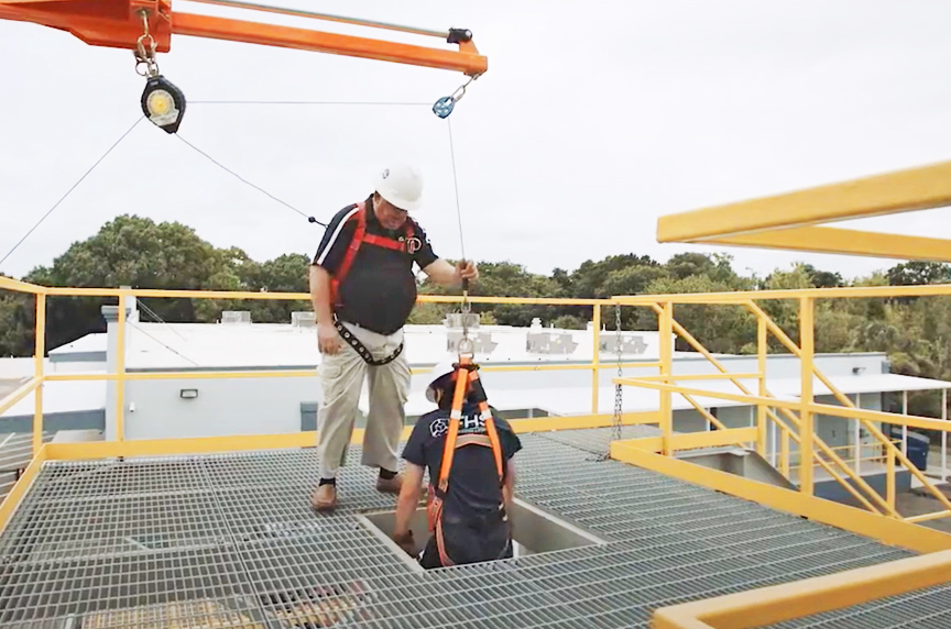 How does Fall Protection Differ from Fall Prevention: Fall Protection Equipment