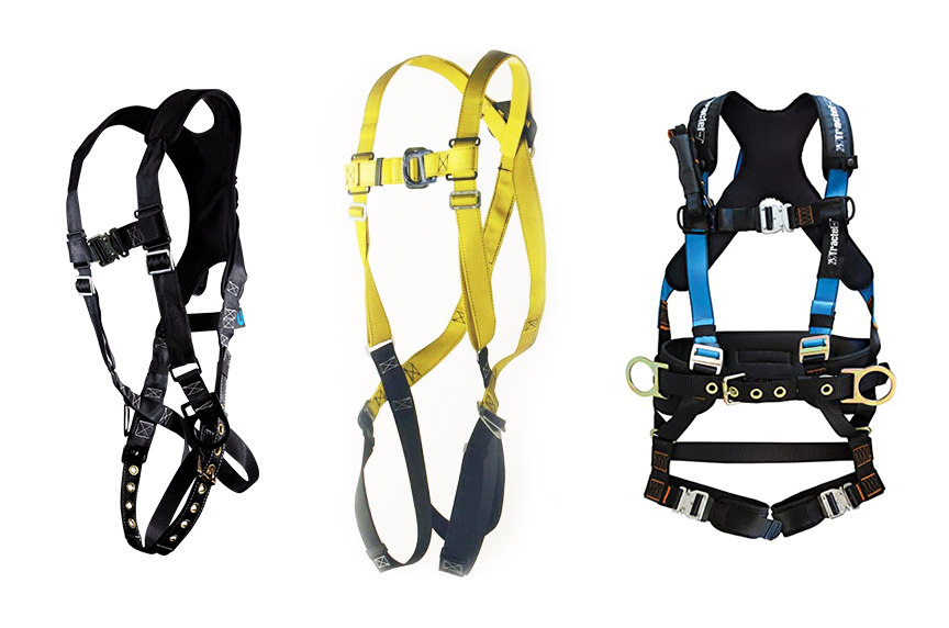 How does Fall Protection Differ from Fall Prevention: Harnesses