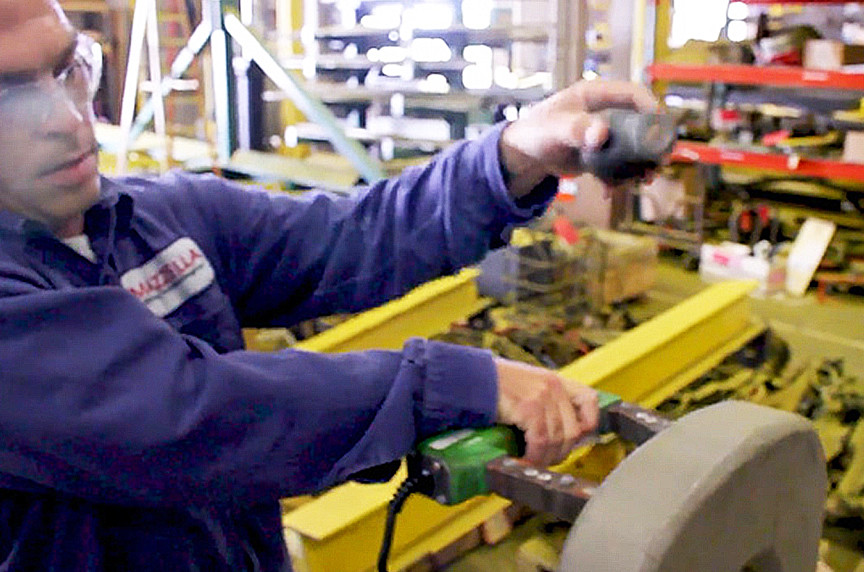 What is Magnetic Particle Testing and Does OSHA or ASME Require It: Magnetic Particle Testing 2