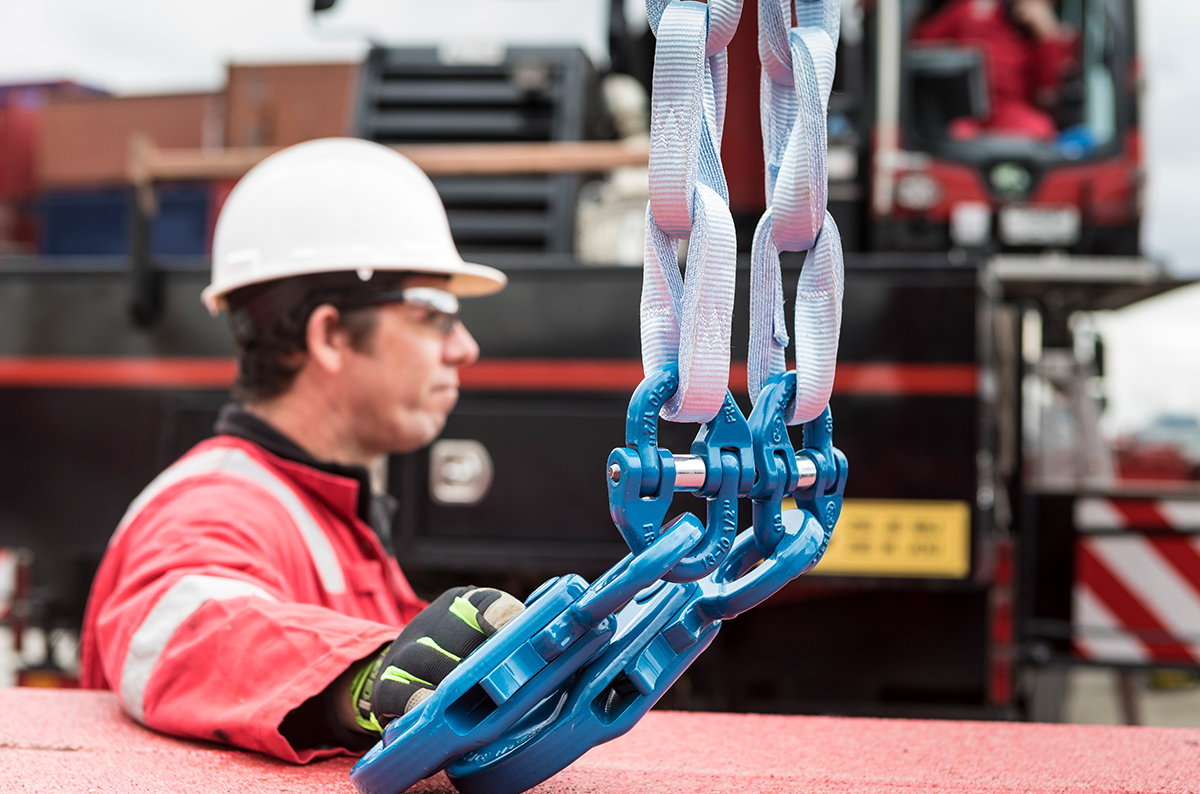 What Is the Tycan® Chain, & How Does It Make Rigging Easier: Featured