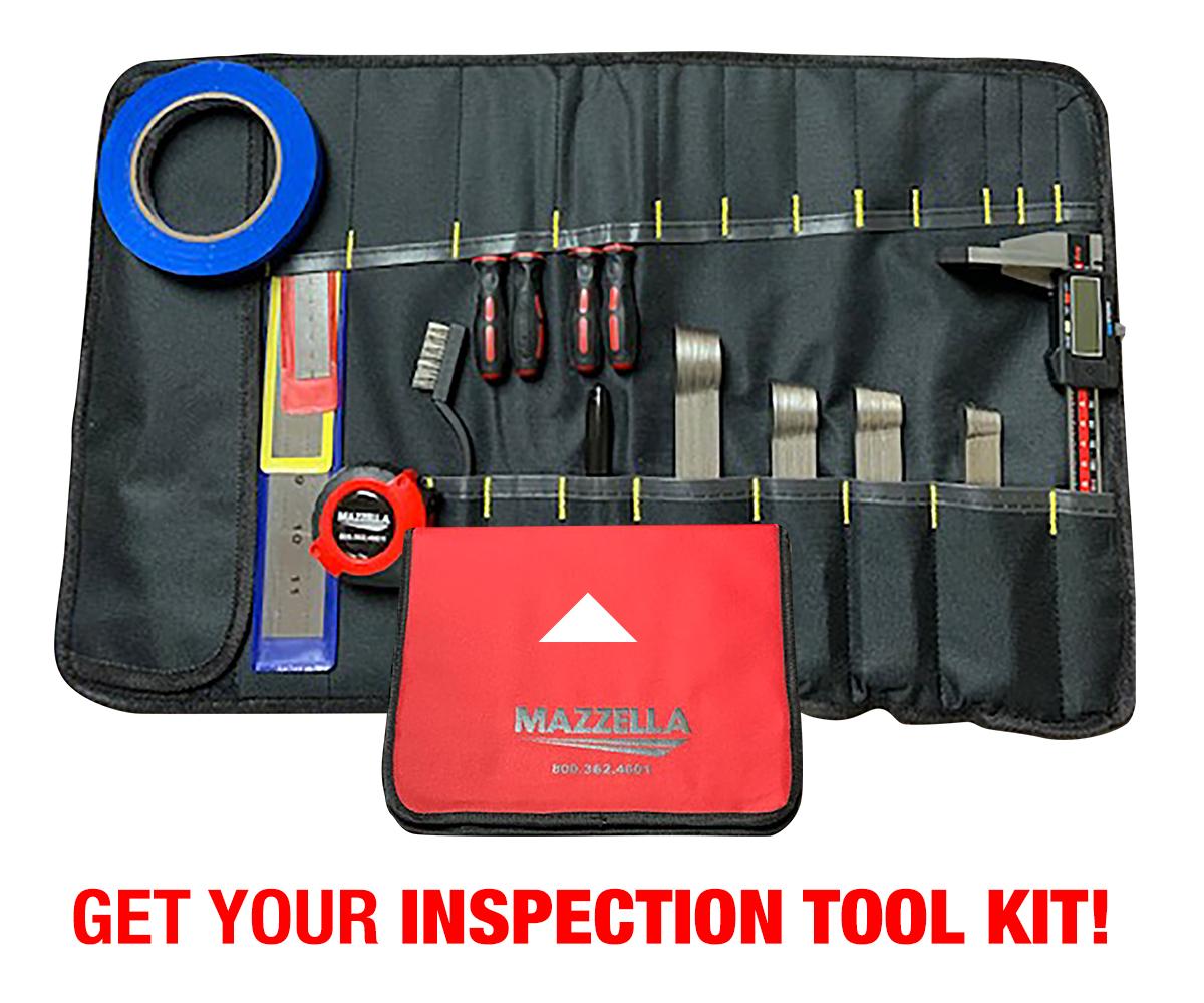 Crane Ropes Inspection Tool Kit