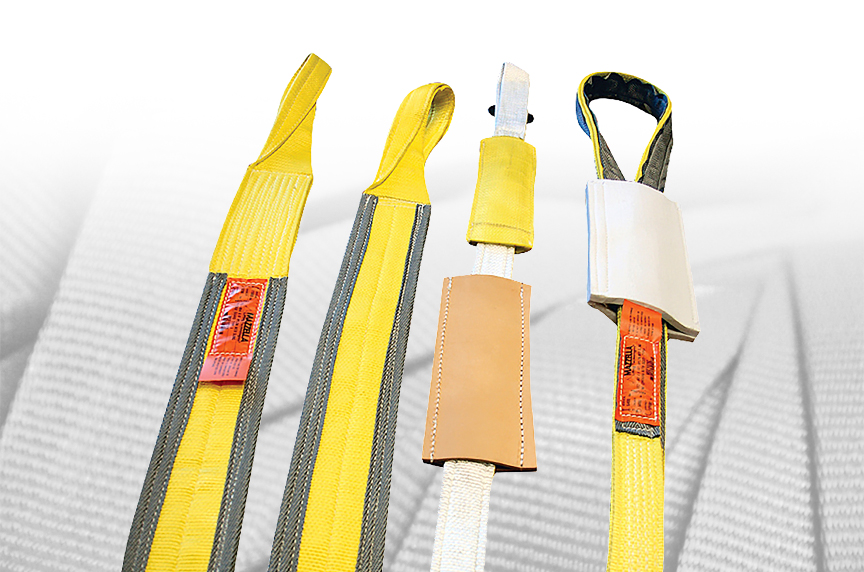 Does Dried Concrete on Web Sling Require Removal From Service: Web Sling Protection