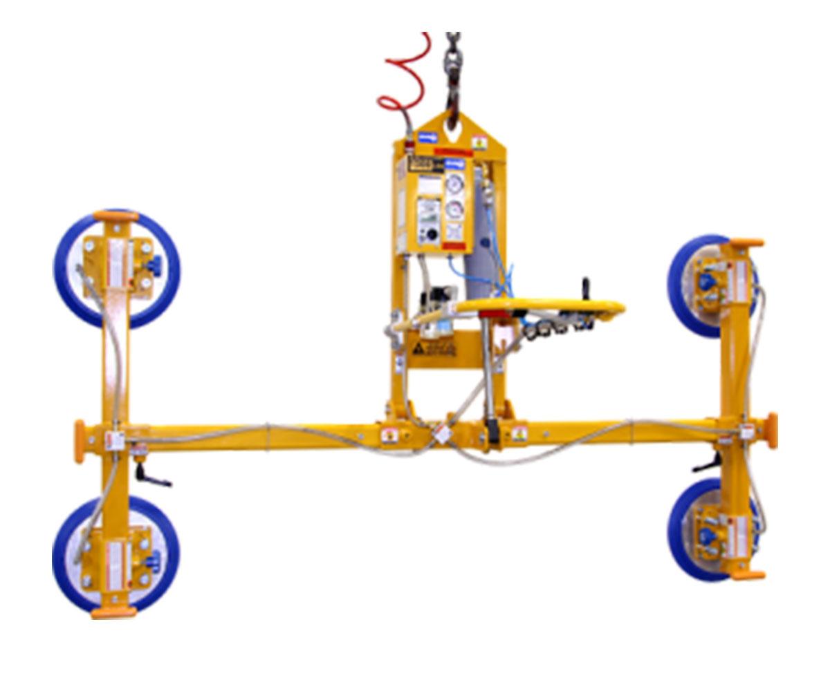 anver powered vacuum