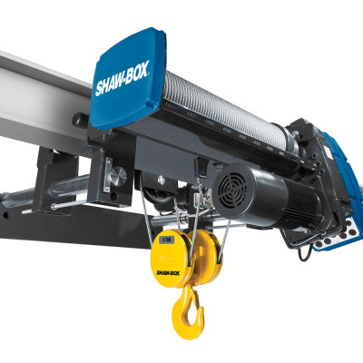 Shaw-Box SK Wire Rope Hoist