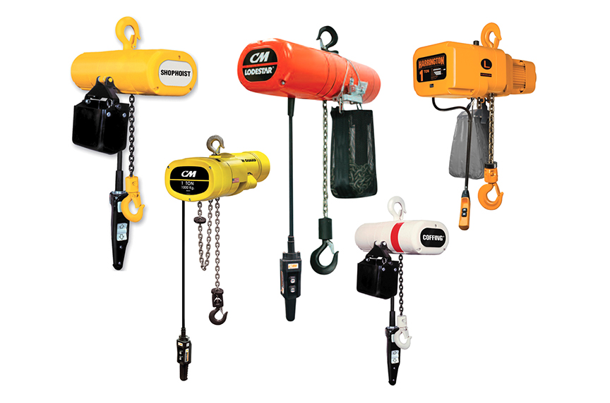 Do Manual Hoists and Trolleys Require a Load Test after Installation: Electric Hoists